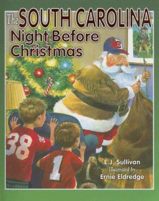 The South Carolina Night Before Christmas 9781581733969
