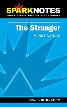The Stranger (Sparknotes Literature Guide) 9781586634537