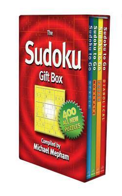 The Sudoku Gift Box 9781585677900