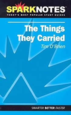 The Things They Carried (Sparknotes Literature Guide) 9781586638276