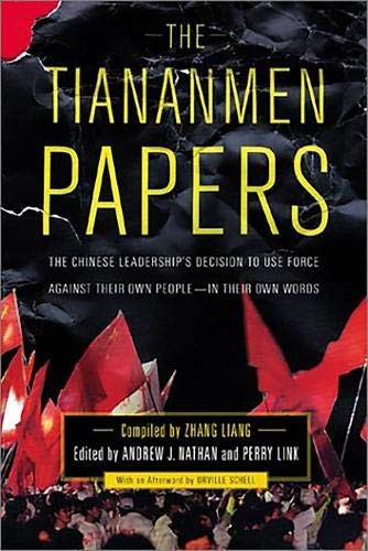 The Tiananmen Papers 9781586481223