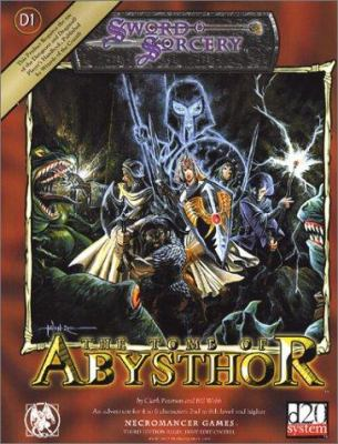 The Tomb of Abysthor 9781588461506