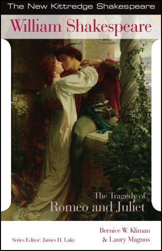 The Tragedy of Romeo and Juliet 9781585101634