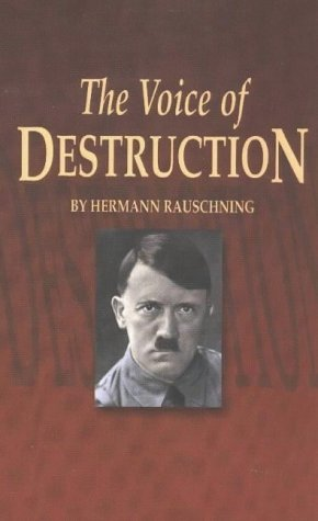 The Voice of Destruction 9781589801363