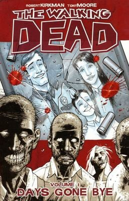 The Walking Dead Volume 1: Days Gone Bye 9781582406725