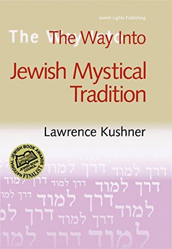 Way into Jewish Mystical Tradition