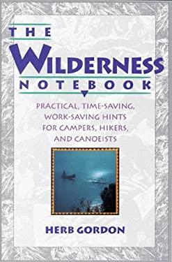 The Wilderness Notebook 9781580800334