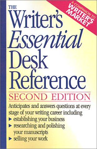 The Writer's Essential Desk Reference 9781582971391