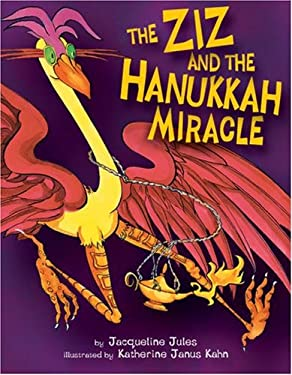 The Ziz and the Hanukkah Miracle 9781580131643