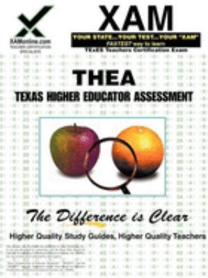 Thea Texas Higher Educator Assessment 9781581976069
