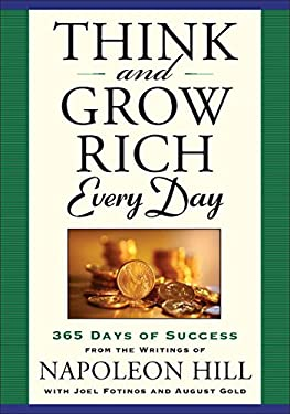Think and Grow Rich Every Day: 365 Days of Success 9781585428113