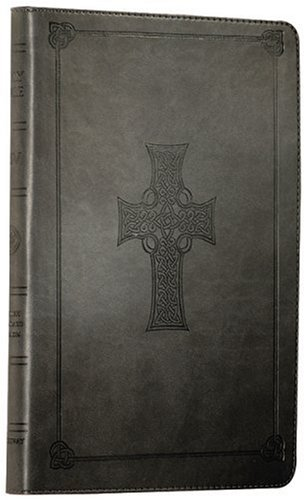 Thinline Bible-ESV-Celtic Cross Design 9781581346541