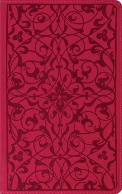 Thinline Bible-ESV-Floral 9781581347357