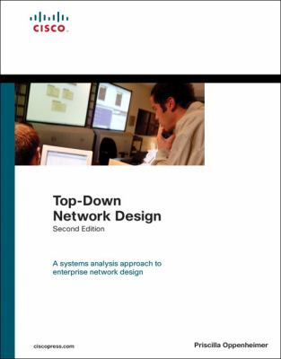 Top-Down Network Design 9781587051524