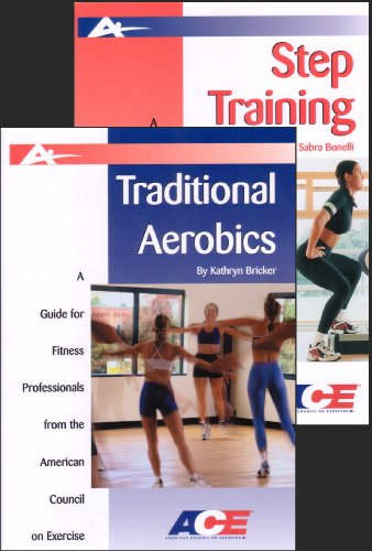 Traditional Aerobics/Step Training 9781585189656