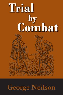 Trial by Combat 9781584779858