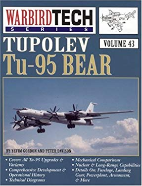 Tupolev Tu-95 Bear 9781580071024