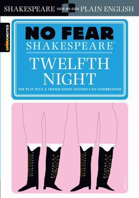 Twelfth Night (No Fear Shakespeare) 9781586638511