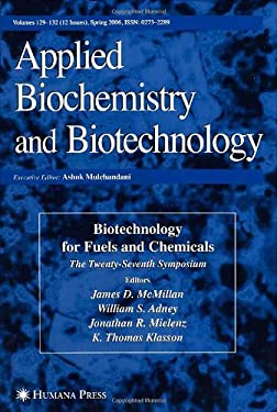 Twenty-Seventh Symposium on Biotechnology for Fuels and Chemicals 9781588298669