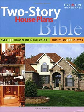Two-Story House Plans Bible 9781580113380