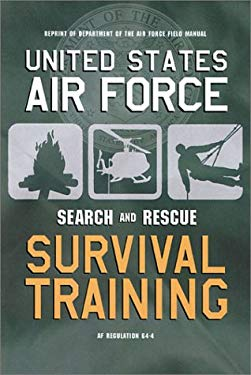 U.S. Air Force Search and Rescue Survival Training