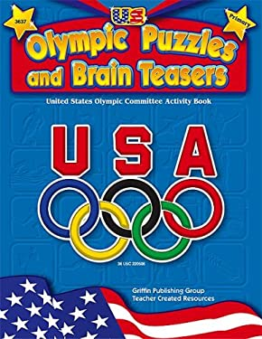 U.S. Olympic Puzzles and Brain Teasers: Primary 9781580000819
