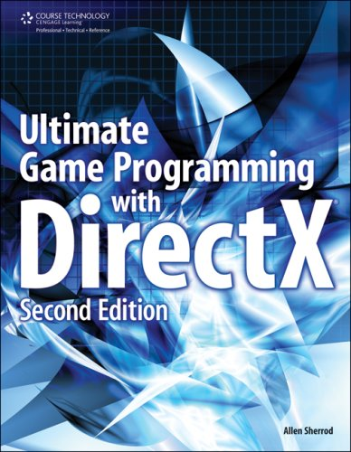 Ultimate Game Programming with DirectX [With CDROM] 9781584505594