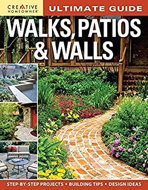 Ultimate Guide: Walks, Patios & Walls 9781580114844