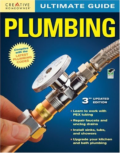 Ultimate Guide Plumbing 9781580114851
