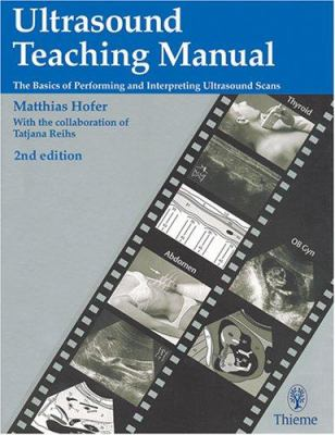 Ultrasound Teaching Manual 9781588902795