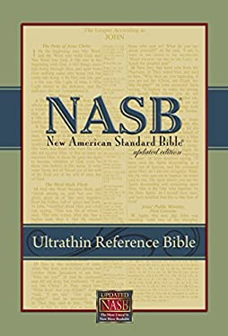 Ultrathin Reference Bible-NASB 9781581350227