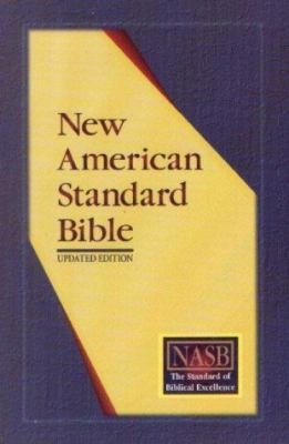 Ultrathin Reference Bible-NASB 9781581350203