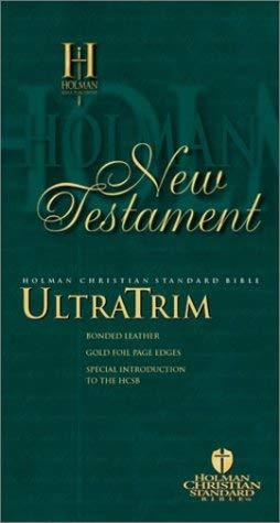 Ultratrim New Testament-Hcsb 9781586400057