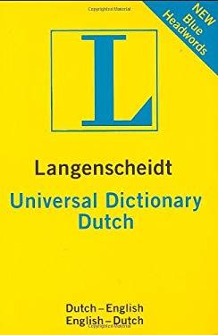 Universal Dictionary Dutch 9781585735815