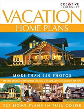 Vacation Home Plans 9781580113083