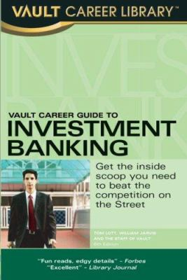 Kindle_$ vault career guide to investment banking (vault career libr….