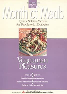 Vegetarian Pleasures 9781580400183