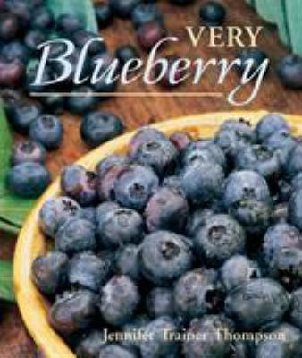 Very Blueberry 9781587611933