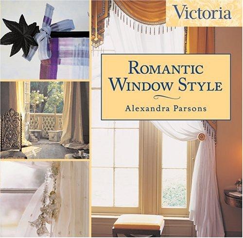 Victoria Romantic Window Style 9781588163080
