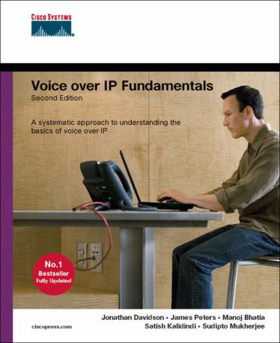 Voice Over IP Fundamentals 9781587052576