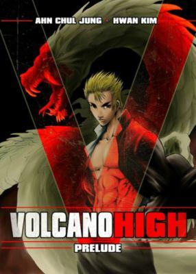 Volcano High 9781586555788