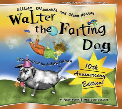 Walter the Farting Dog 9781583940532