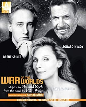 War of the Worlds: Invasion from Mars 9781580812443