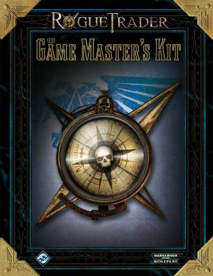 Rogue Trader: The Game Master's Kit [With Booklet] 9781589947054