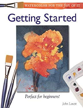 Watercolor for the Fun of It - Getting Started 9781581801927