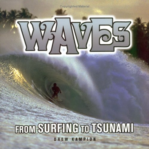 Waves: From Surfing to Tsunami 9781586852122