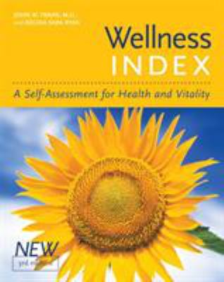 Wellness Index: A Self-Assessment for Health and Vitality 9781587612220
