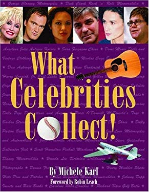 What Celebrities Collect! 9781589801424