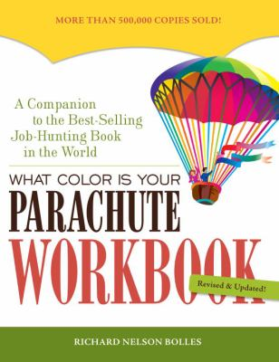 'What Color Is Your Parachute Workbook 9781580087292