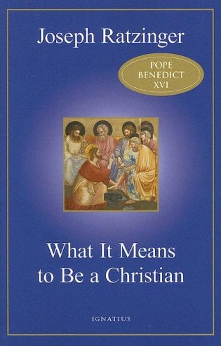 What It Means to Be a Christian 9781586171339